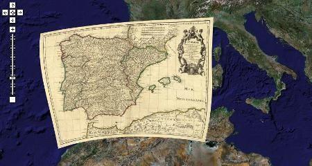Google maps david ramsey