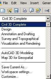 parcela autocad civil 3d