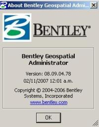 bentley geospatial