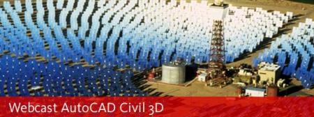 autocad civilais 3d podcast