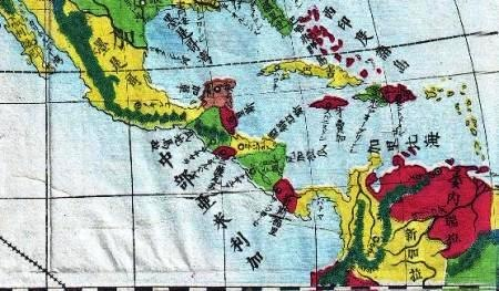 पुराने नक्शे