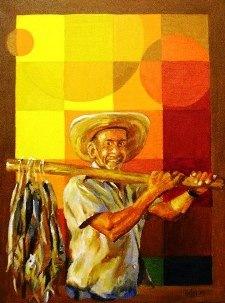 fisherman's painting