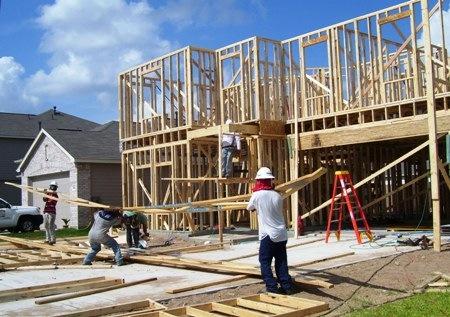 Construcci n con madera el estilo gringo geofumadas for Como hacer una laguna artificial