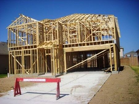 Construccin con madera el estilo gringo Geofumadas