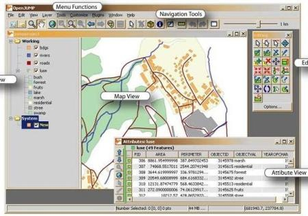 concepte software gis