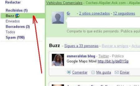 buzz google gmail