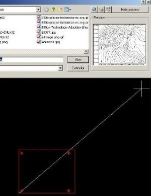 Autocad level curves 3