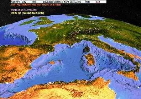 3d world map un atlas educativo geofumadas 3d world map gumiabroncs Gallery