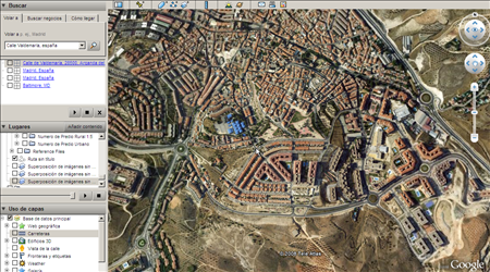 ortofoto google earth