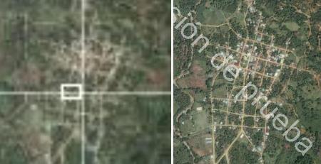 Google Earth irudiak bereizmen hobea dute