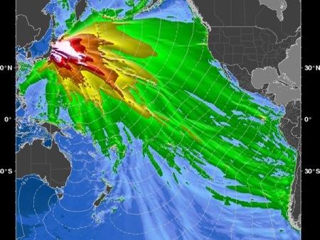 जापान भूकंप सुनामी