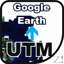 coordenadas utm a google earth