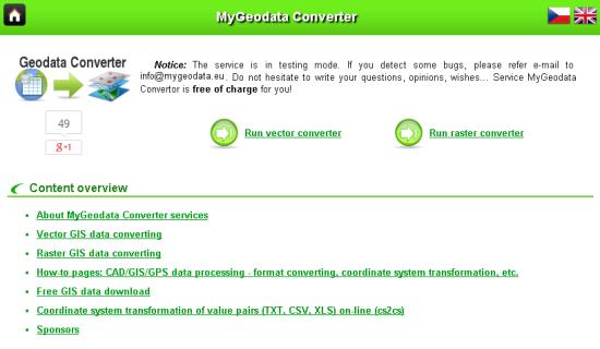 gis CAD-Konverter
