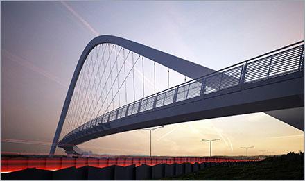 podul nou din Zeelandă