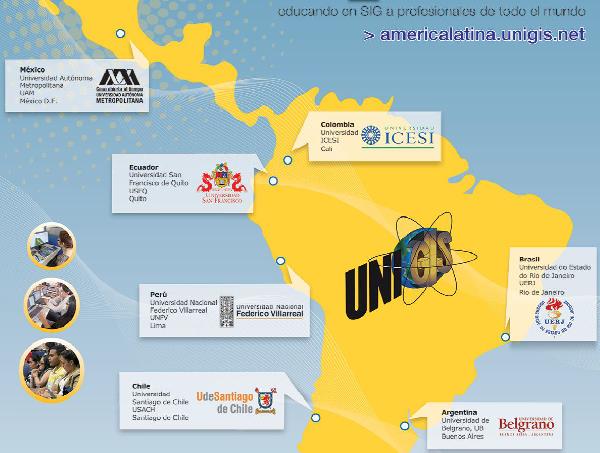 unigisuniversities